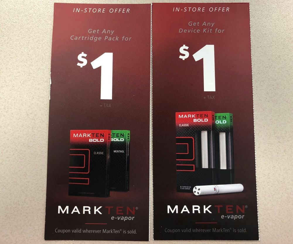 photograph about Markten Printable Coupon identify 2 Mark 10 discount codes ***Components on your own could together with upon eBay