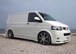 Volkswagen Transporter Styling Body Kits Bumpers Spoilers Sideskirts Abt Vanworx