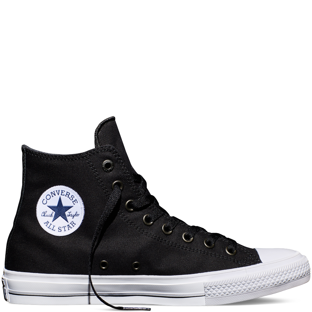 65f3a46d2bc0fa Converse Chuck Taylor All Star II  The coolest-looking shoes ever made with  improved construction