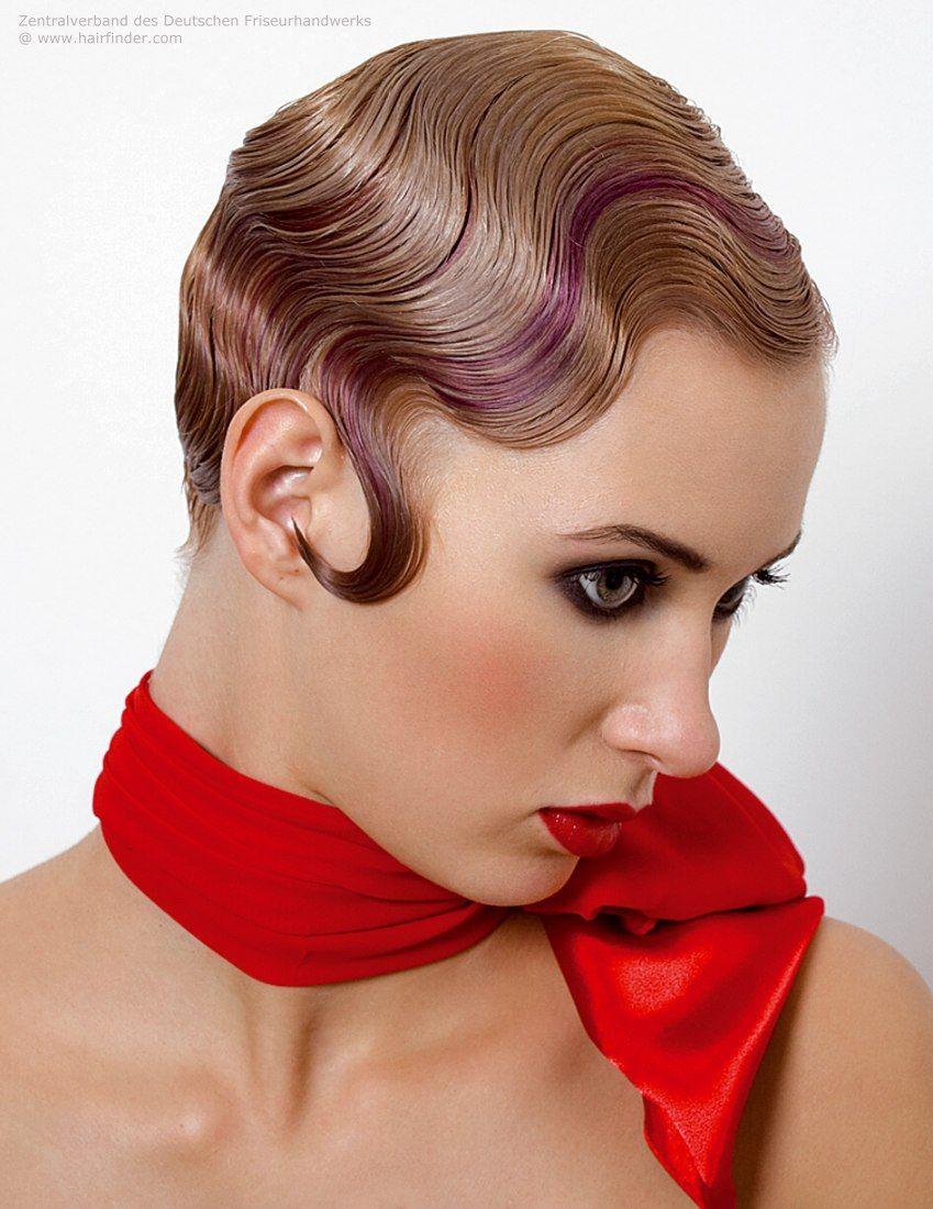 Pin by Draylon Polk on 1920 Hairstyles   1920s hair short ...