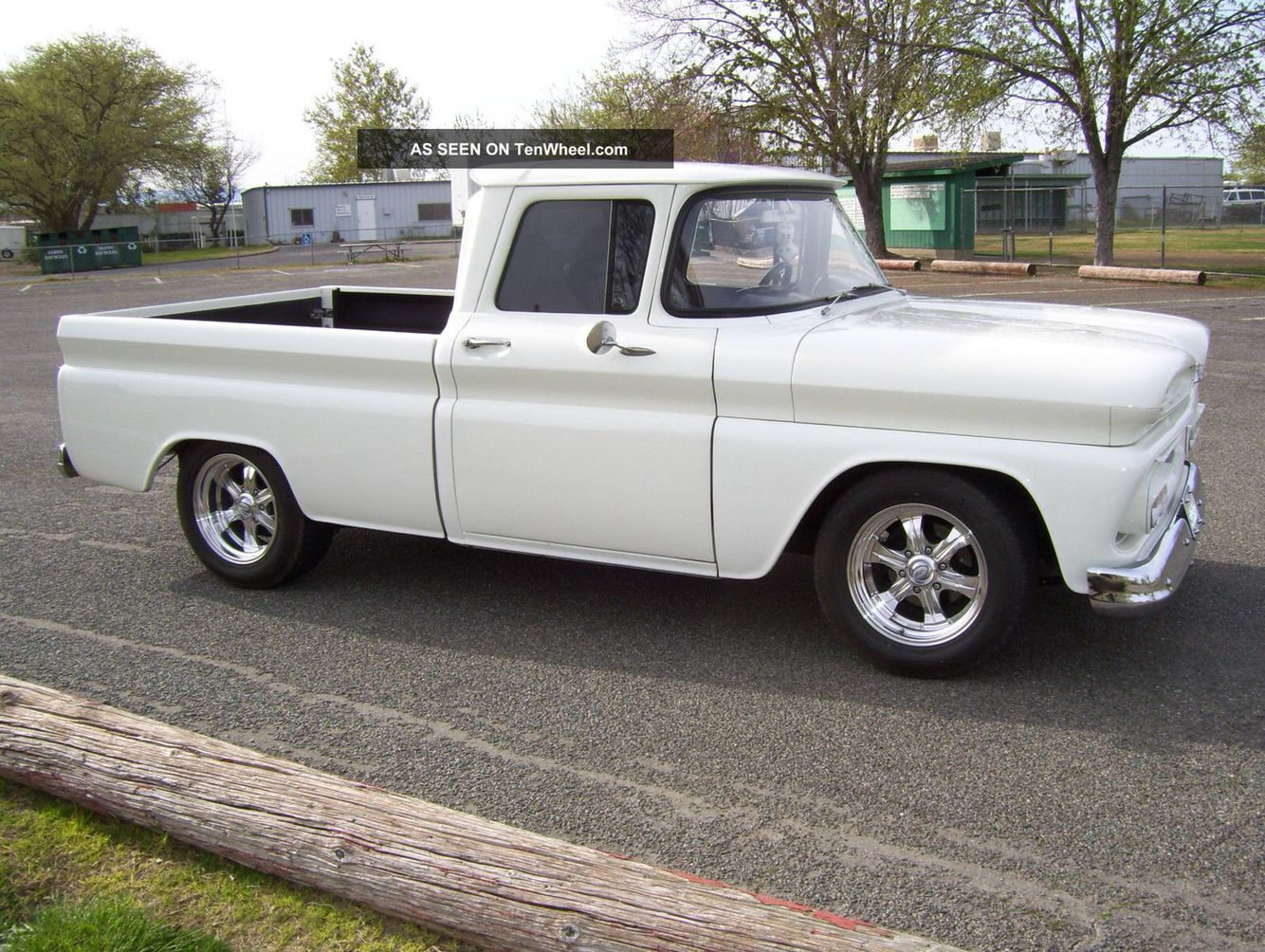 Pickup 61 chevy pickup : Tinted windows, rims | Chevy 1960 C10 Apache | Pinterest | Chevy ...