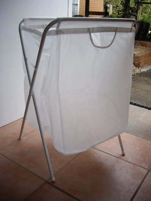 Jall Laundry Bag With Stand White Laundry Ikea Laundry Bag