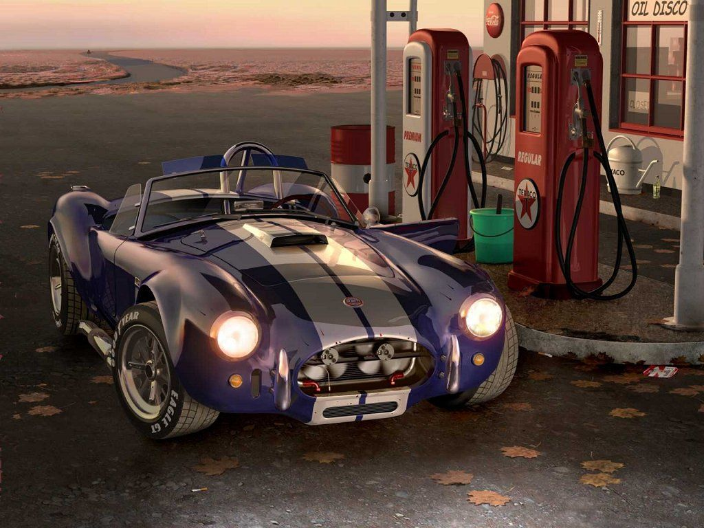 1965 shelby cobra 427 stuff the largest motor you can think of in the smallest car american muscle it s like a go kart on steroids