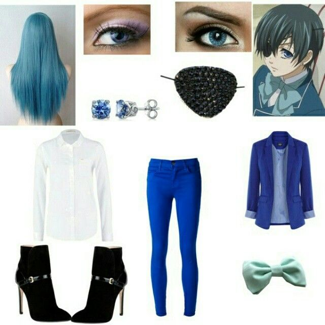 Not The Greatest Outfit But Ciel Phantomhive(Not Best Ability)by Death of Existence