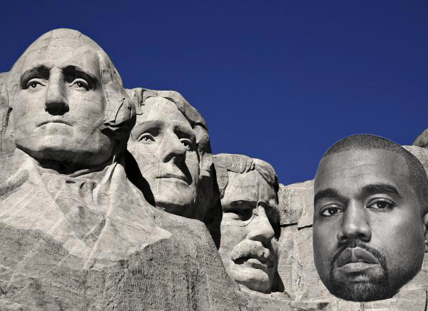 11 Of The Most Inspirational Kanye West Quotes Kanye West Quotes Kanye West Mount Rushmore