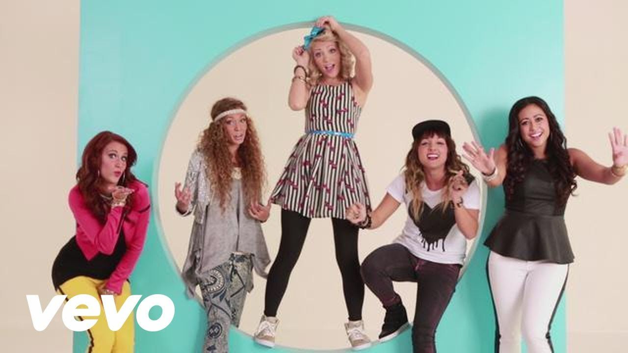 1Girl Nation - While We're Young (Official Music Video)