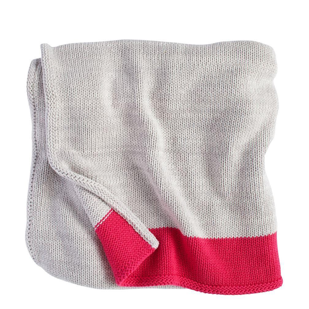 4e428129dd Shop Underline Blanket (Pink). The soft