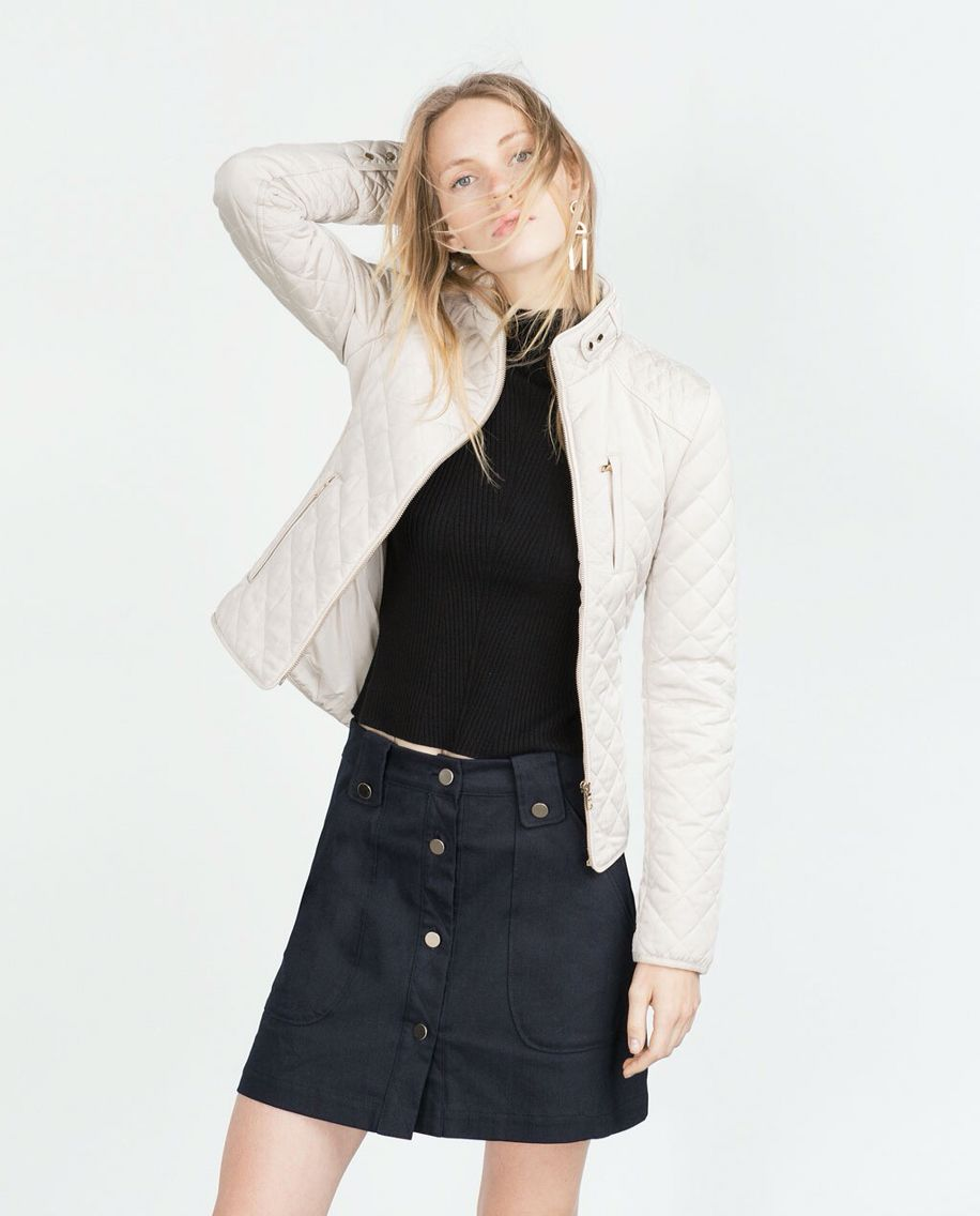 Pin by Dawn on Style Jackets, Jackets for women, Quilted