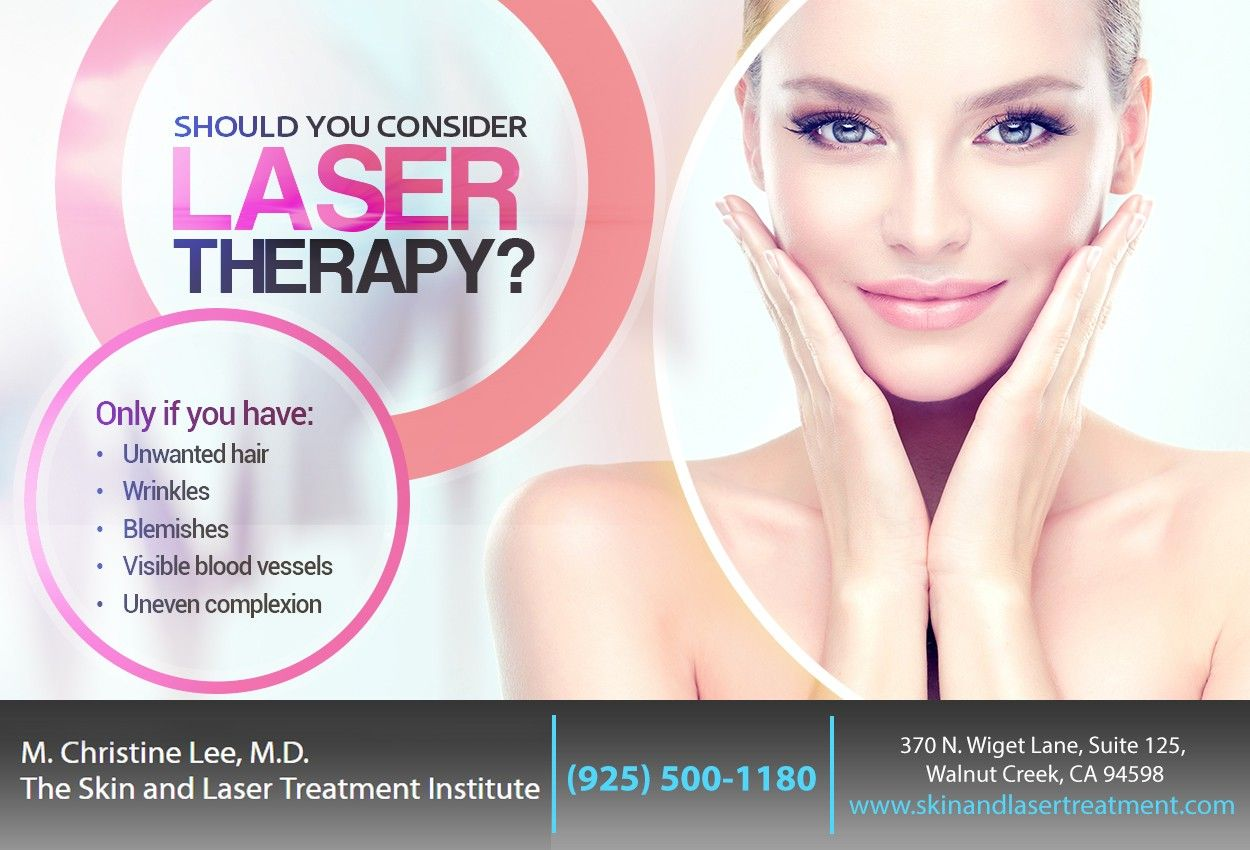 Whether You Want To Remove Hair Or Resurface Skin With An Uneven Tone Or Complexion Laser Therapy Could Help Fi Laser Therapy Laser Treatment Cosmetics Laser
