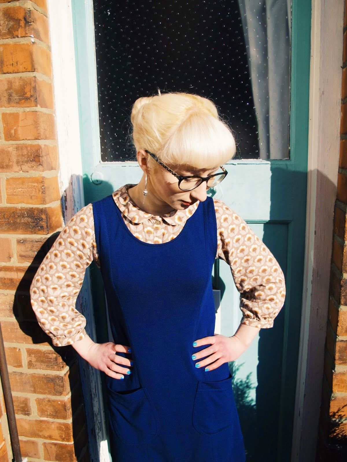 Patterns + A Pinafore