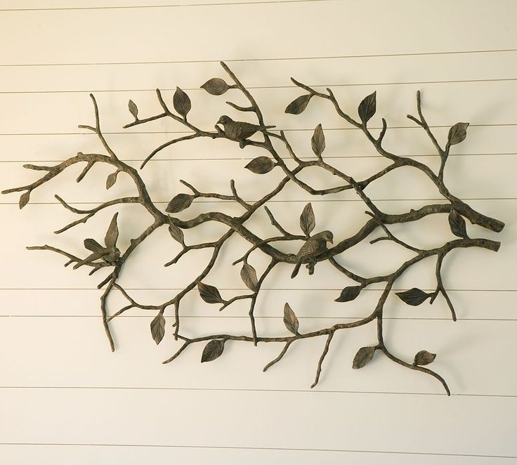 Metal Tree Wall Art | Love Metal Wall Art... And Trees.