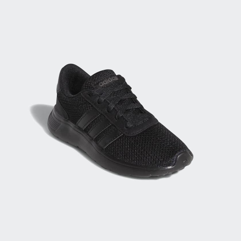 Chaussure Lite Racer noir BC0073   Chaussure, Chaussure enfant, Adidas
