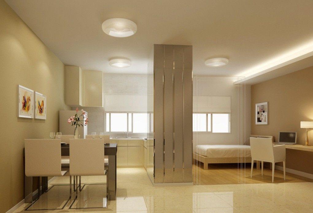 Modern dining room kitchen bedroom design perspective view. Modern dining room kitchen bedroom design perspective view jpg