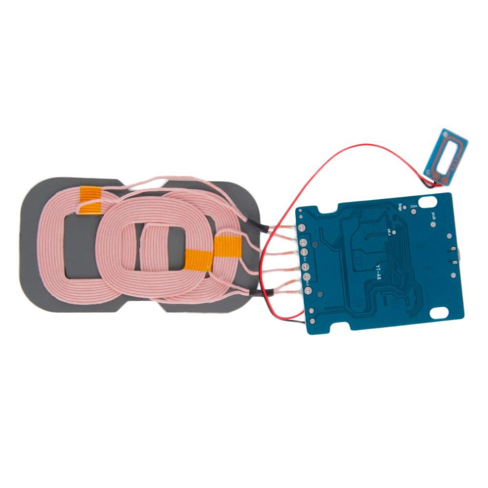 Qi Wireless Charger PCBA Circuit Board With 3 Coil Wireless Charging