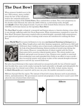 the dust bowl essay diwali essay short essay about diwali festival ...