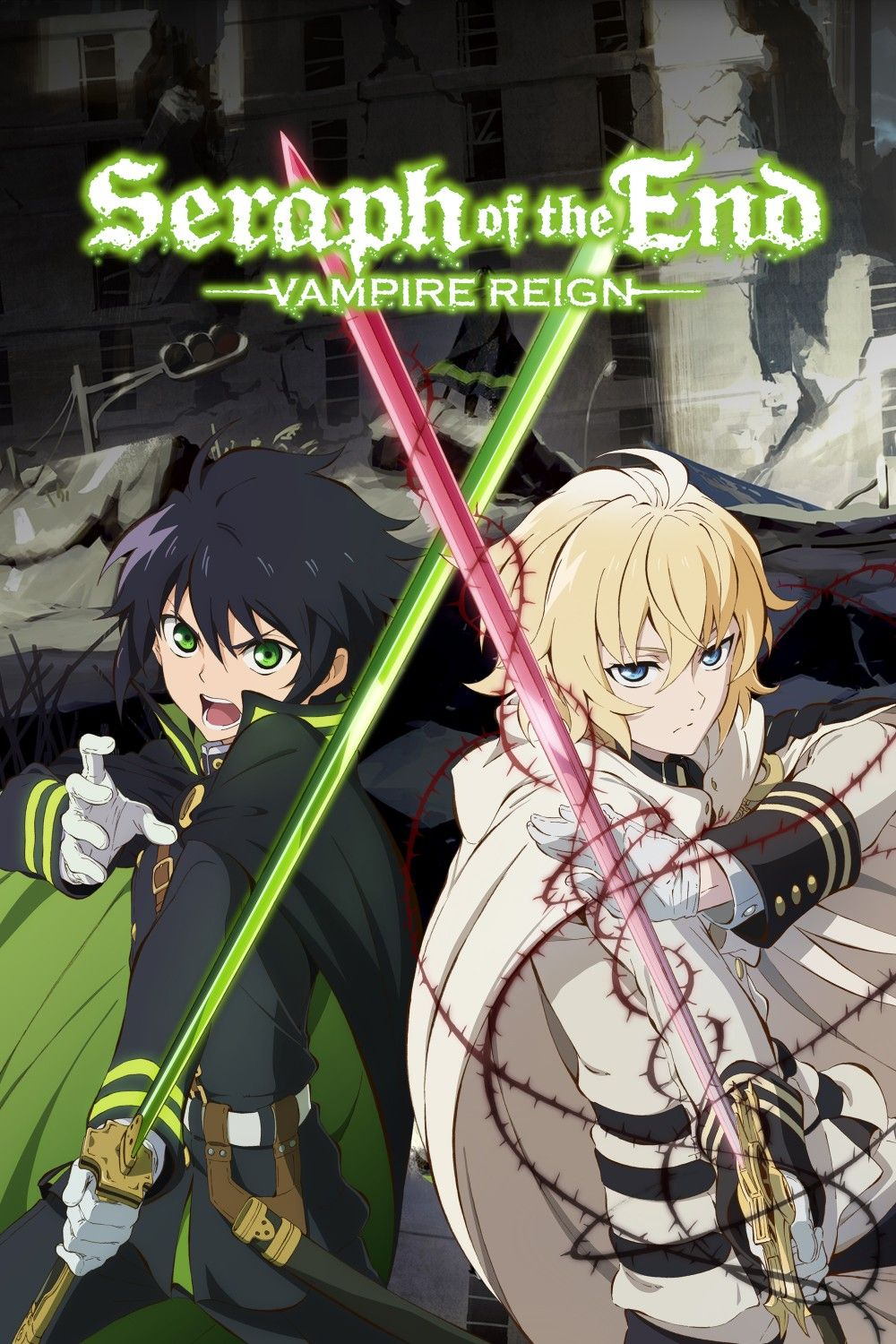 Seraph Of The End Stream