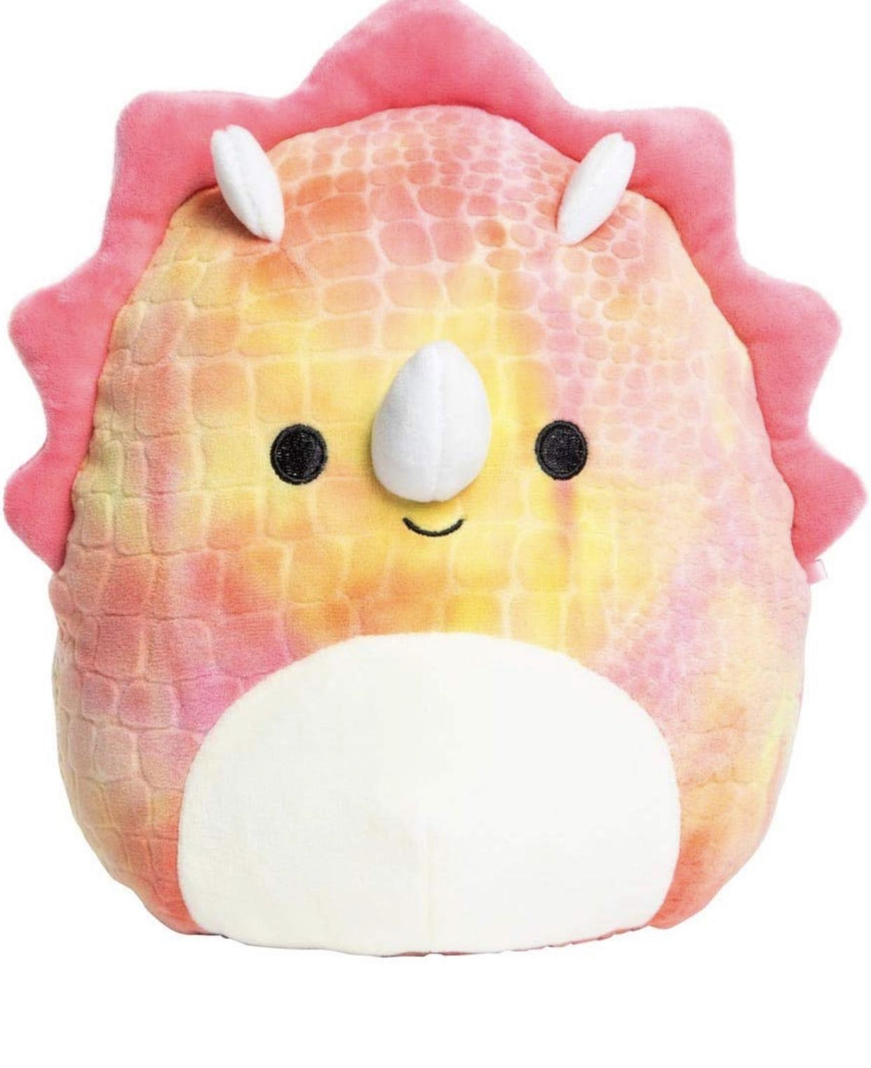 Squishmallow 8 Inch Triceratops Animal Pillows Cute Stuffed Animals Cute Plush