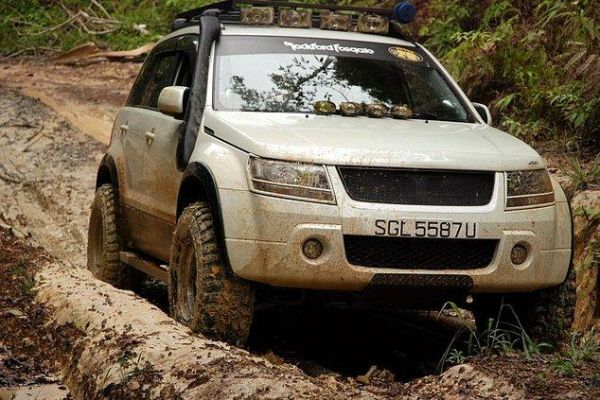 Suzuki Grand Vitara Off Road Cerca Con Google Grand Vitara