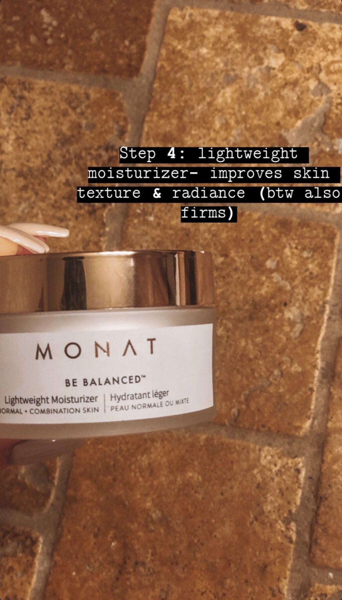 Monat Skincare in 2020 Monat hair, Skin care, Natural