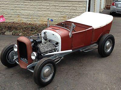 Ford Model T Touring 1927 Ford Model T Touring Traditional Hot