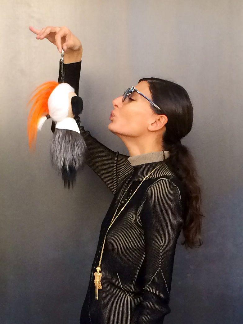 Venus in Furs - Giovanna Battaglia