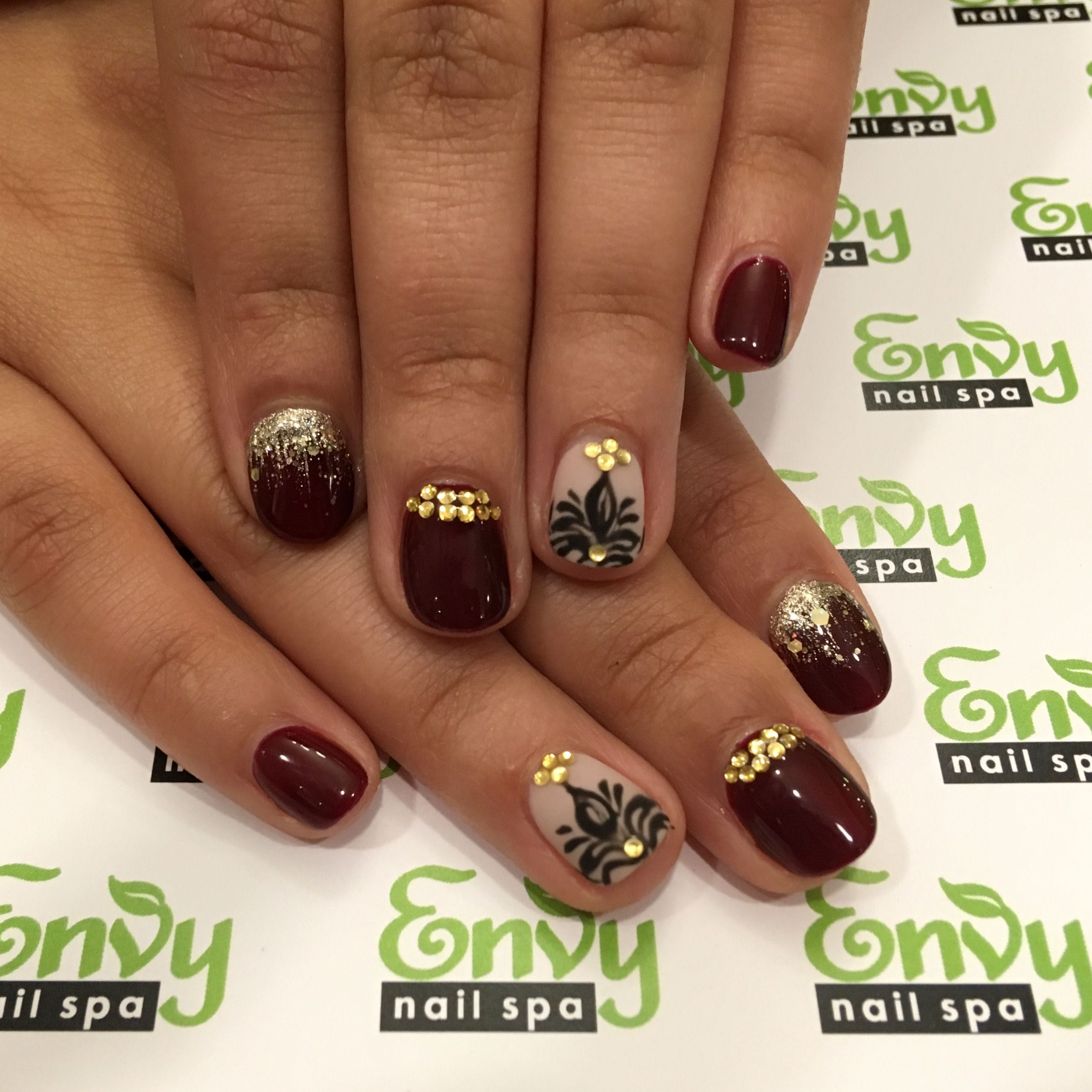 Colorful Envy Nails And Spa Gallery - Nail Art Design Ideas ...