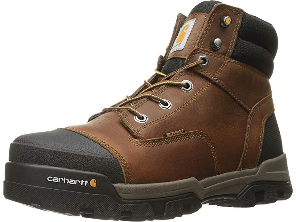 3672b3dd2ff Carhartt 6 Ground Force Waterproof Non-Safety Toe Work Boot Men's ...
