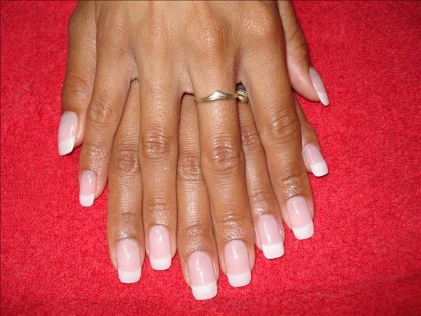 Mooie natuurlijke nagels