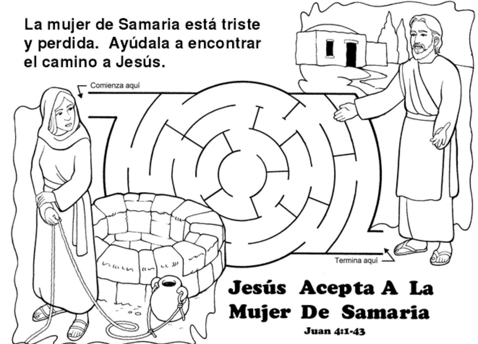 Dibujos De La Biblia Para Colorear E Imprimir: Dibujos Biblicos Para Colorear E Imprimir