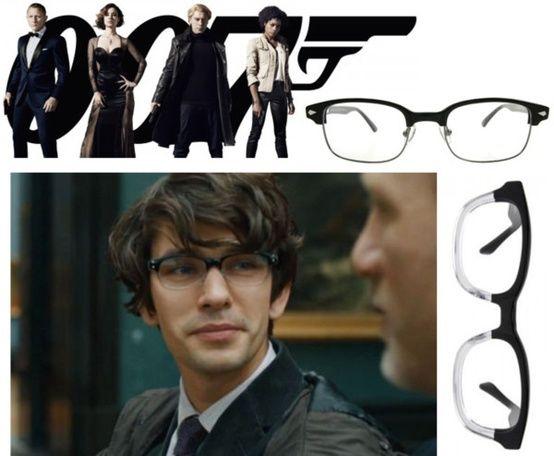 c2e8620457 Q glasses Skyfall