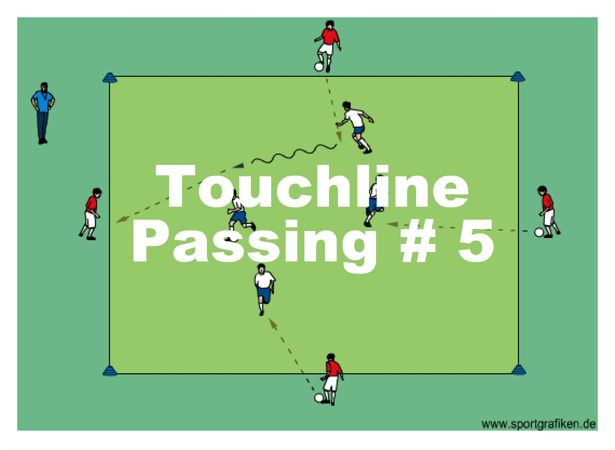 Soccer Passing Skills Training For Youth Players Soccer