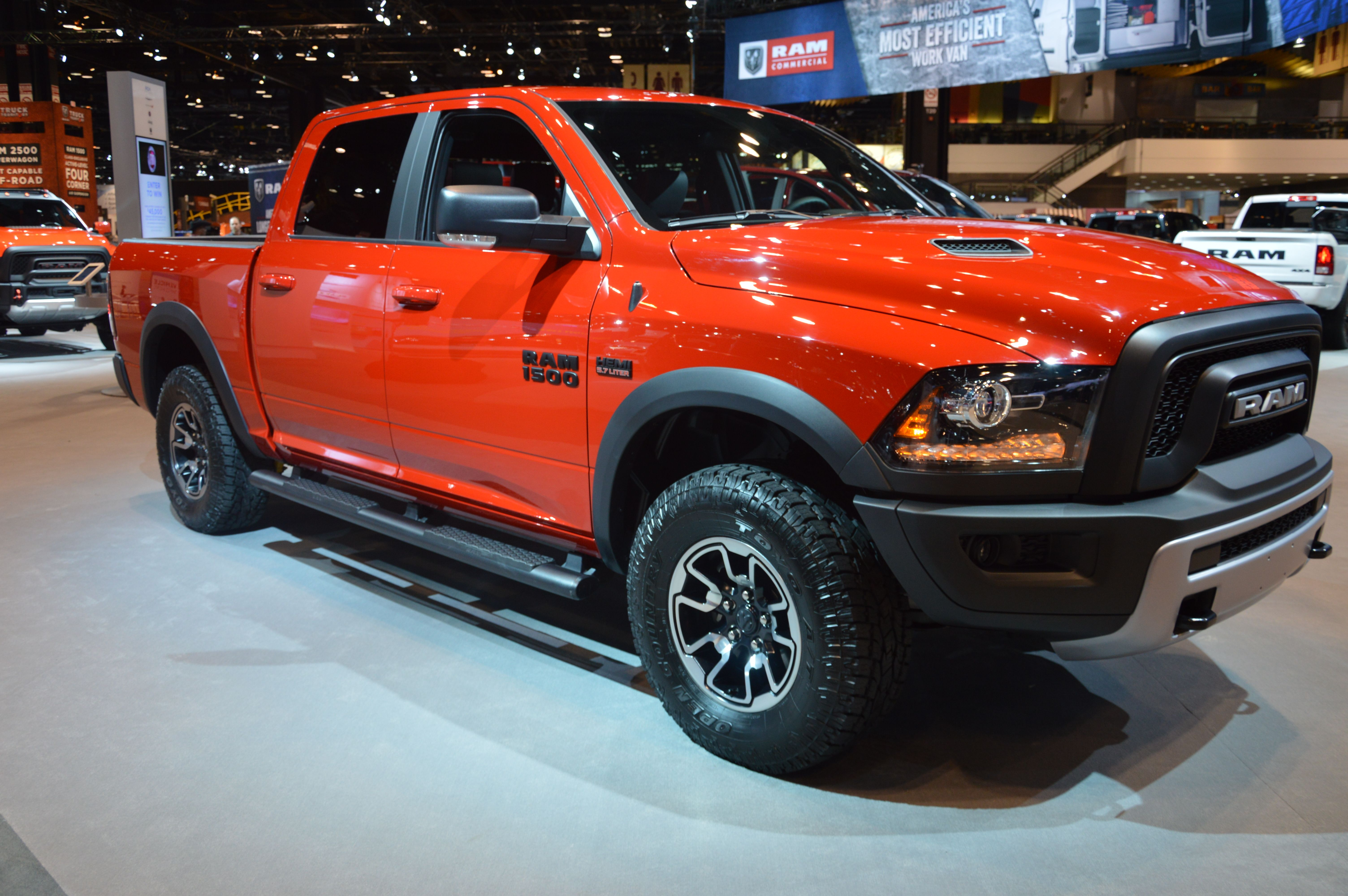 Elegant Fields Chrysler Jeep Dodge Ram Is Proud To Participate In The Chicago Auto  Show 2017. From #Ram, We Have The All New 2017 Ram 1500.