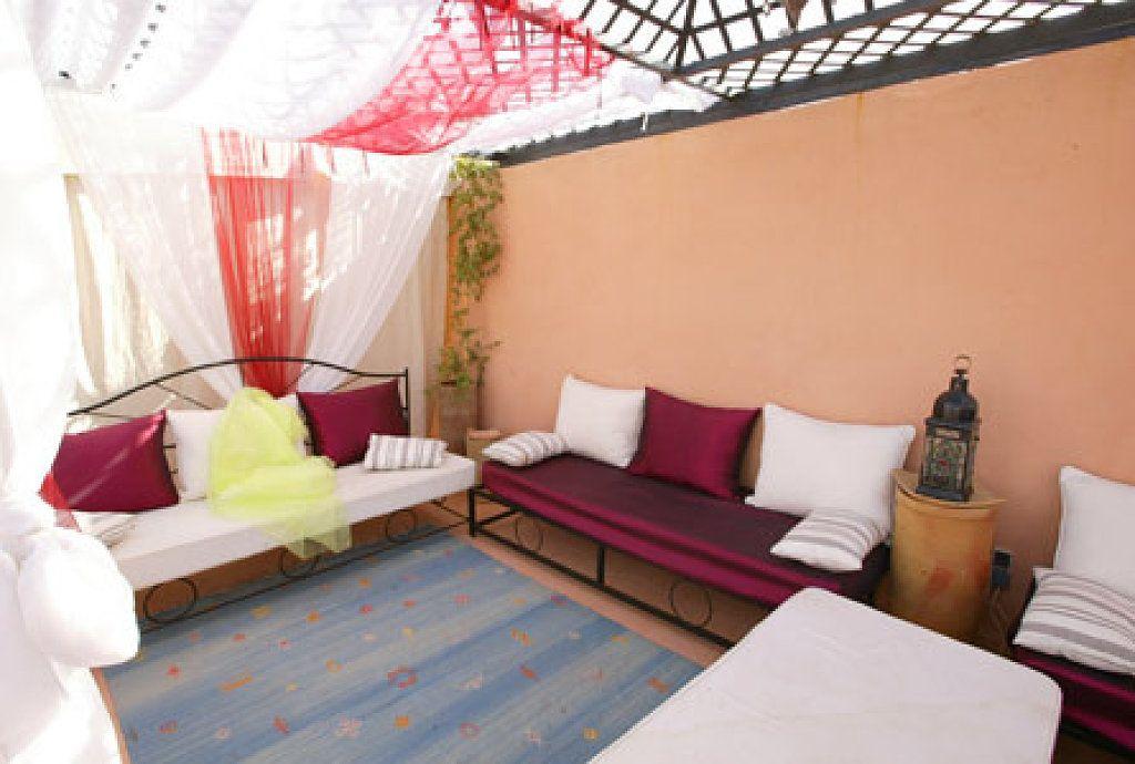El post de las terrazas estilo rabe o chill out las - Decoracion chill out interiores ...