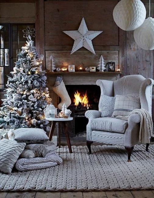 Alter Schwede, ist das nicht ein Traum-Weihnachtszimmer?