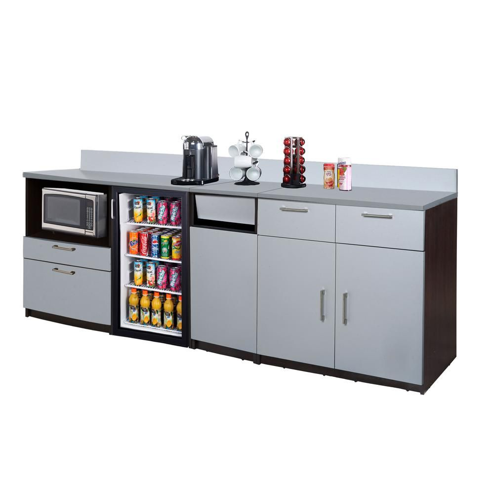 Best Coffee Kitchen Espresso And Silver Sideboard With Lunch 400 x 300