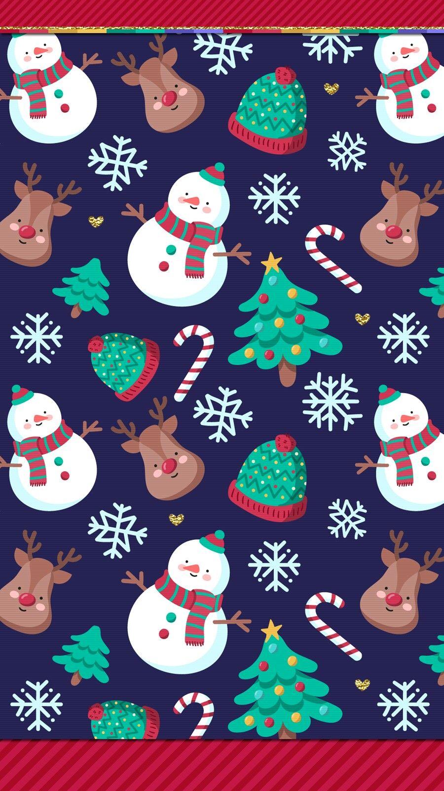 Navidad Christmas Phone Wallpaper Wallpaper Iphone Christmas Cute Christmas Wallpaper Cute christmas phone wallpaper