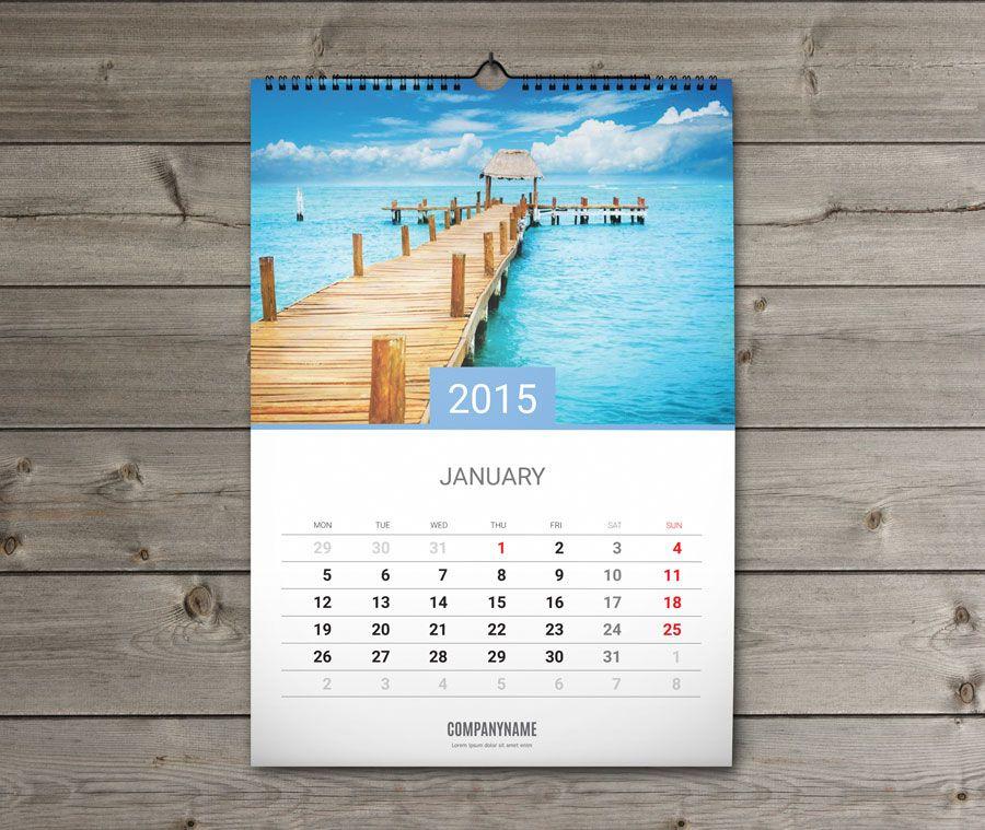 Firmowy Reklamowy Kalendarz Wieloplanszowy 2015 Kw W7 Producent