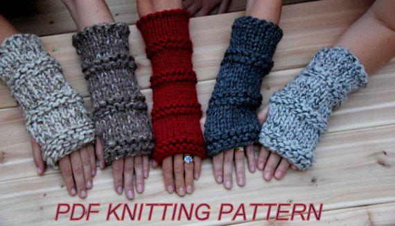 Knitting Pattern Beginner Hand Knit Outlander By Knitplaylove