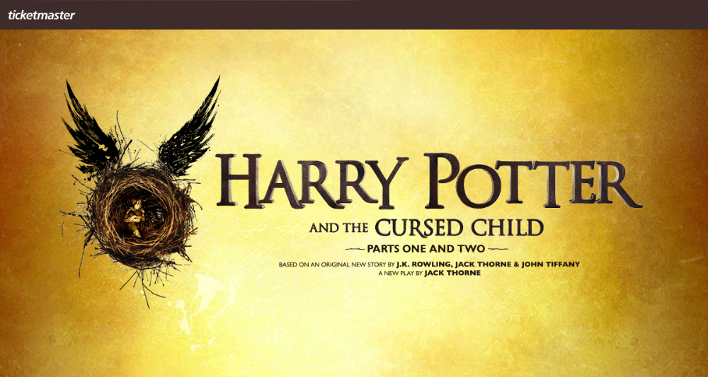 Cursed Child Broadway Tickets Broadway Tickets Cursed Child Ticketmaster