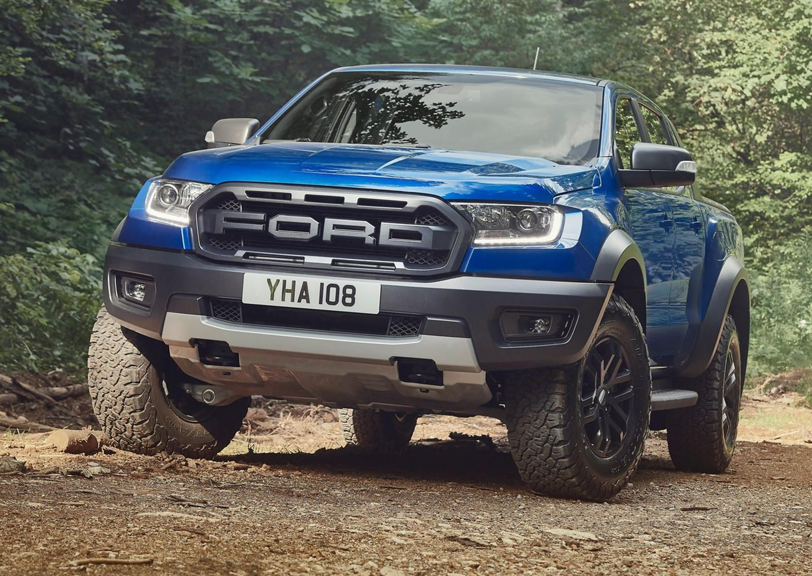 A 710 Hp Supercharged V8 Ford Ranger Raptor Is Coming A 710 Horsepower Mid Size Truck Sign Us Up In 2020 Ford Ranger Raptor Ford Ranger Raptor