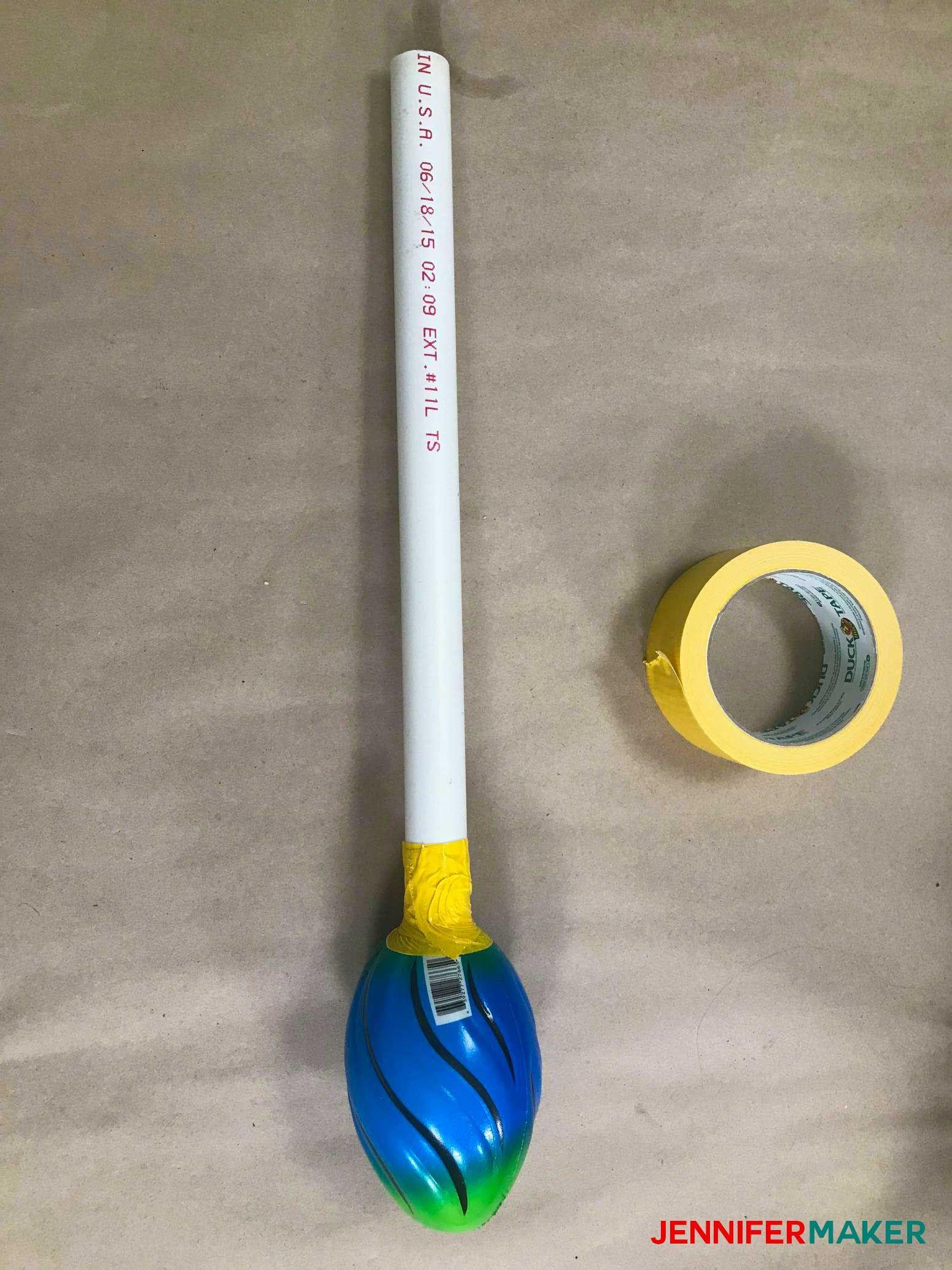 4ebe612b0f5 DIY Tumbler Turner: Two Cheap Ways to Make One | Diy tumblers | Diy ...