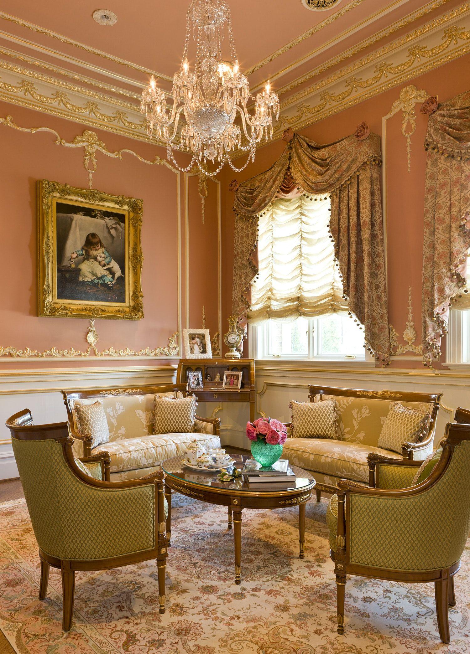 Pin By Melina Carvalho On Quartito Victorian Living Room Victorian Living Room Decor Luxury Living Room
