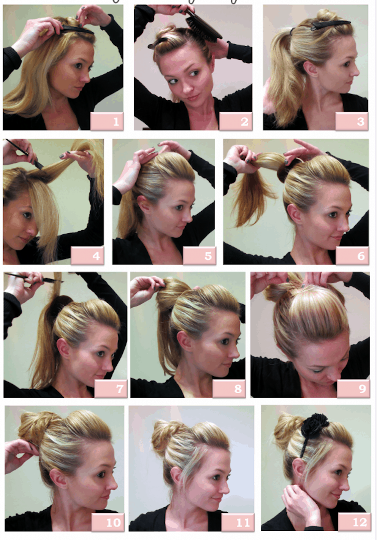 50+ diy stunning easy hairstyles tutorials back to school