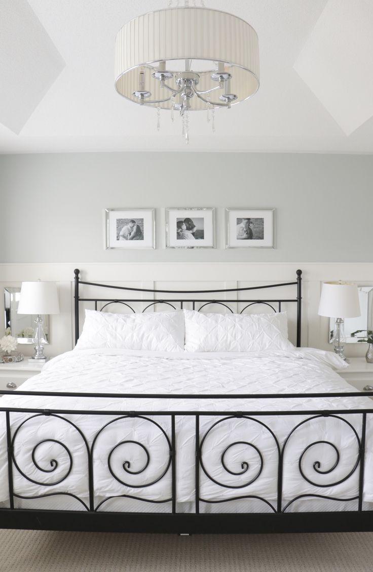 Bright White Bedroom: Bright White Home Of Alita Malinowski