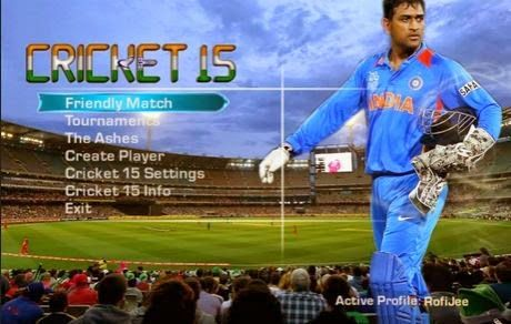 ea sports cricket game free download for pc full version 2015