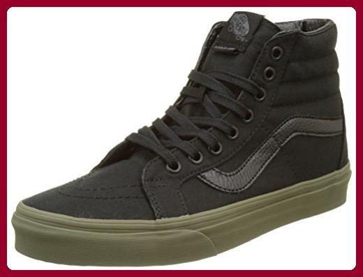 Neu   Vans Sk8 Hi Reissue Damen Sneaker High Schwarz   Outlet