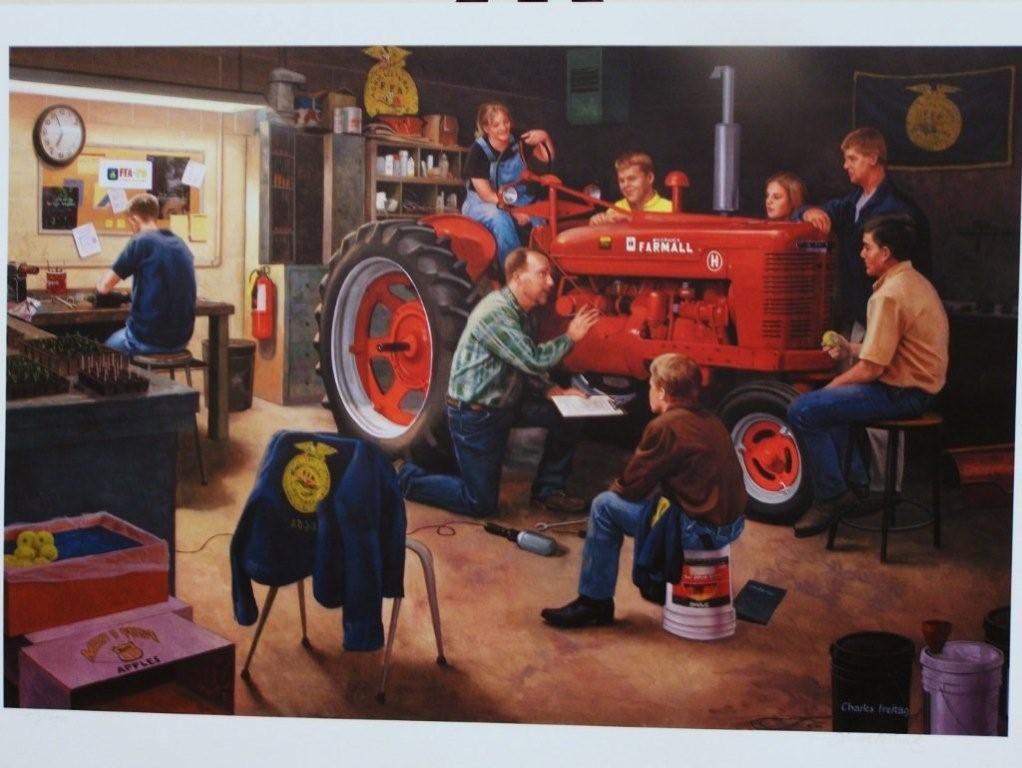 Charles Freitag Artist On Pinterest Artworks Old