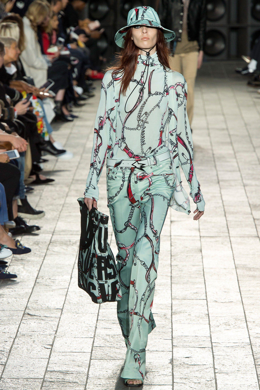 Colección Ready-to-Wear de Versus Versace para primavera 2018 ...