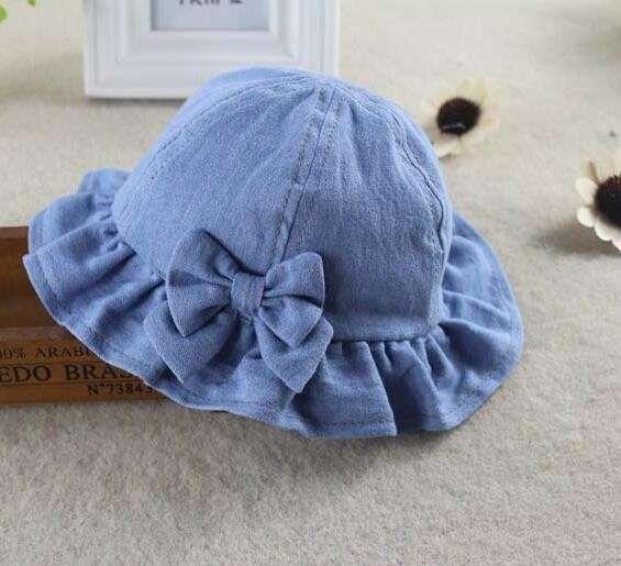 Sombreros y gorros para niños  fotos ideas DIY  523fd871e9d