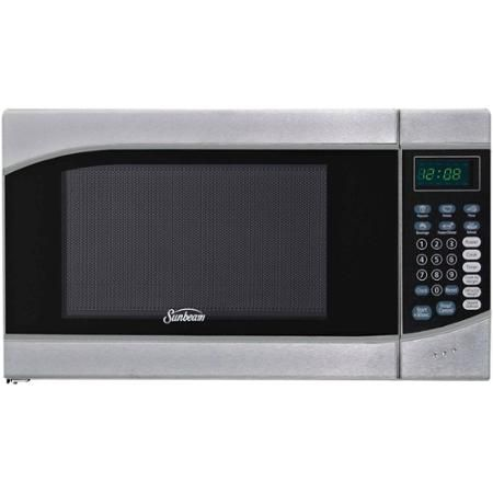 Home With Images Stainless Steel Microwave Microwave Sunbeam